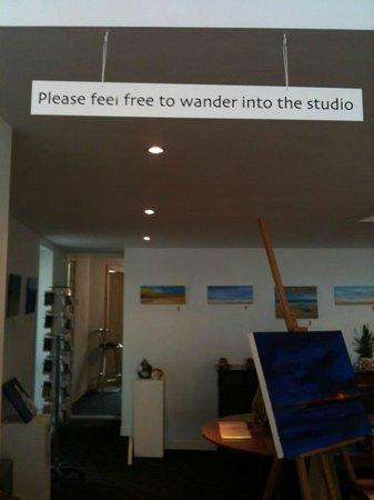 Cloud 9 Studio Gallery: Feel free....