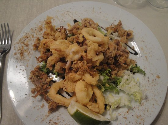 Dal Cozzaro : fritto misto