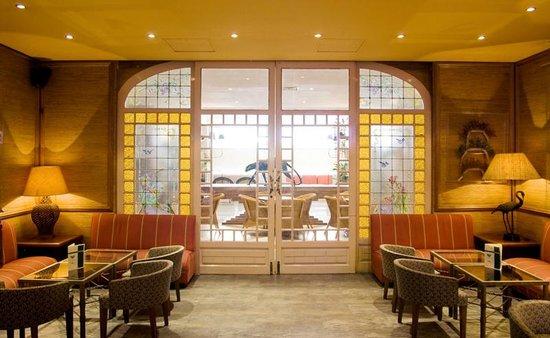 Amazonia Lisboa Hotel: Bar