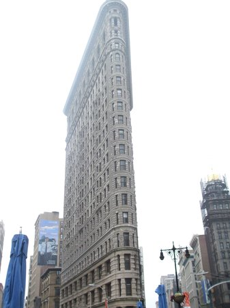 Heritage Hotel New York City : Flatiron Building is close by.