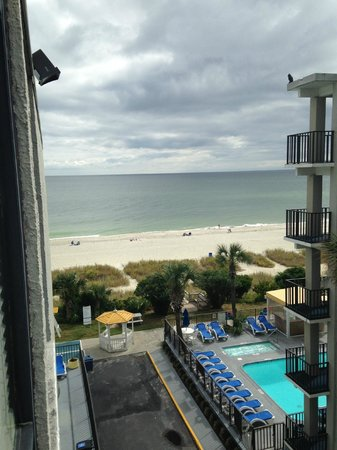 "Palmetto Shores Oceanfront: Our ""Partial Ocean View"", just enough for us."