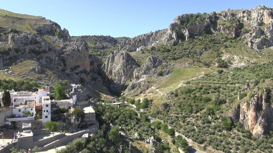 Zuheros, Spain: Vista desde el Castillo