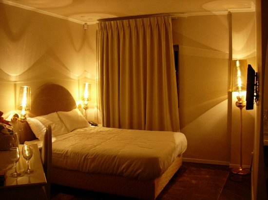 Agripas Boutique Hotel: My queen room