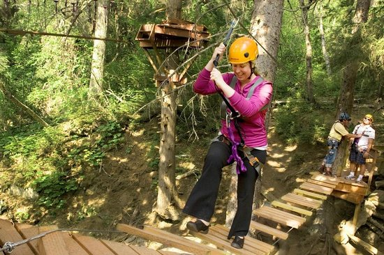 Alaska Mountain Guides - Adventure Park & Zip Line