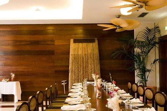 Amazonia Jamor Hotel: Restaurant