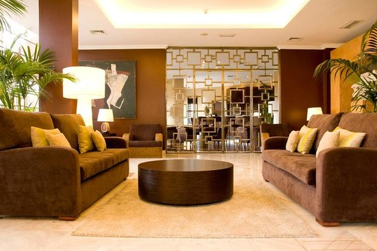 Amazonia Jamor Hotel: Lobby