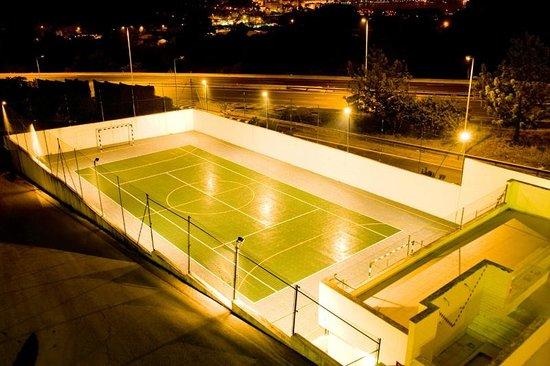 Amazonia Jamor Hotel : Sports field