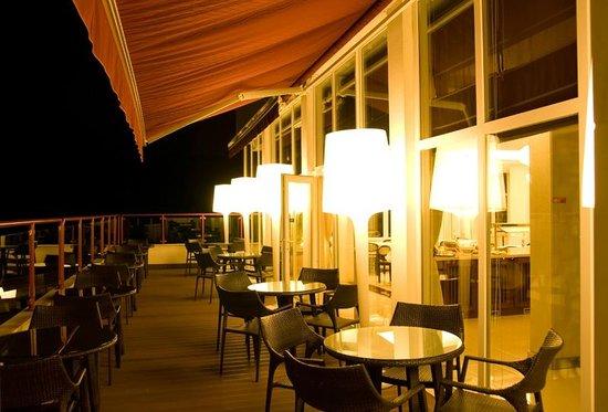 Amazonia Jamor Hotel : Terrace