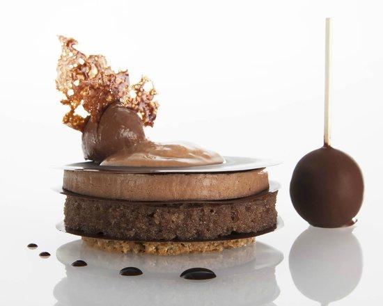 Maison Lameloise : Dessert