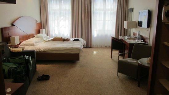Hotel Das Tigra: superior room