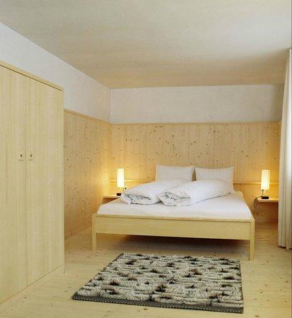 Hotel Alpina Vals : Zimmer