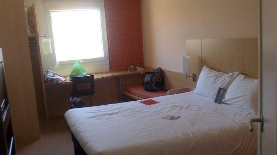 Ibis Budget Madrid Centro Las Ventas: Dormitorio