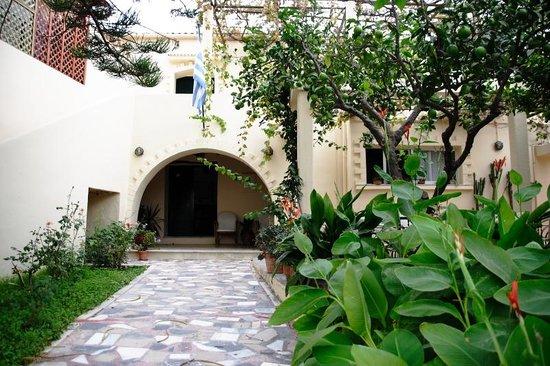 Hotel Orestis : ingresso