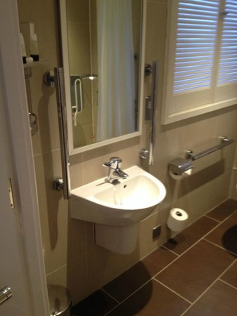 The Majestic Hotel: Bathroom 162