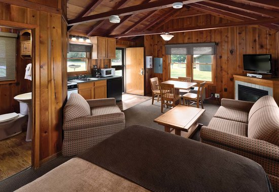 Couples Cabin Picture Of Hueston Woods Lodge And
