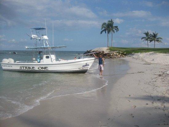 strike one na praia do st regis picture of punta mita rh tripadvisor com