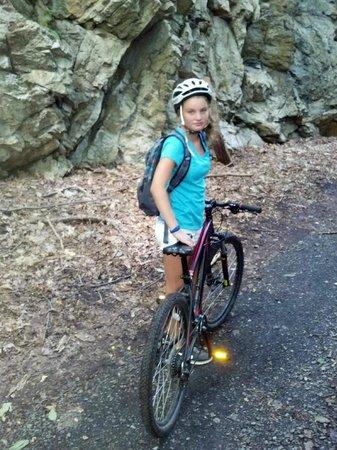 The Wallkill Valley Rail Trail: bike trail