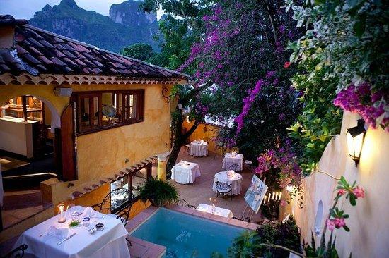 The Chef's Table by La Villa Mahana: La Villa Mahana