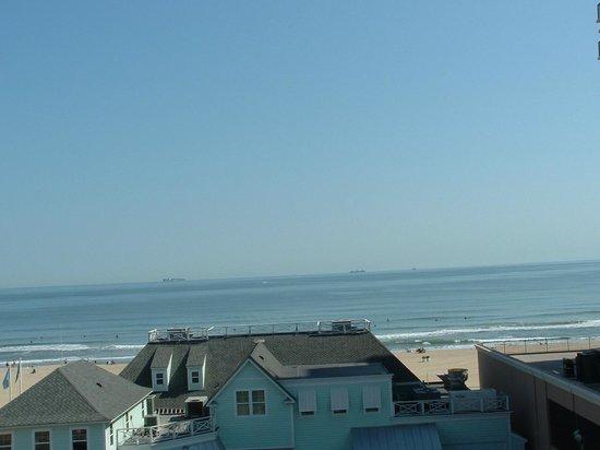 Ocean Key Resort: Our view Rm# 603