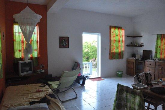 Rainbow Castle Guesthouse: soggiorno