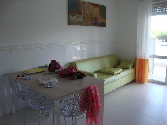 Residence Serenissima: sejour