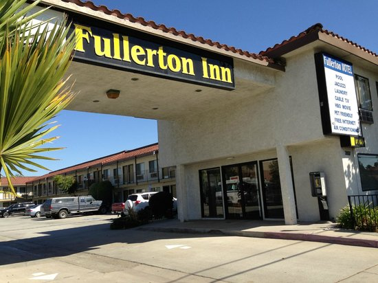 fullerton inn now 63 was 6 8 prices motel. Black Bedroom Furniture Sets. Home Design Ideas