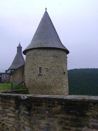 Bourscheid Castle, Bourscheid, Luxemburgo.
