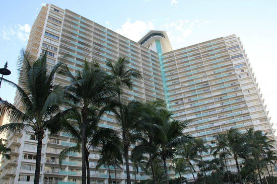view from lanai of room 1502 picture of ilikai hotel. Black Bedroom Furniture Sets. Home Design Ideas