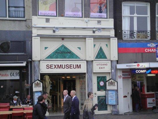 Sexmuseum Amsterdam Venustempel: Amsterdam Sex Museum