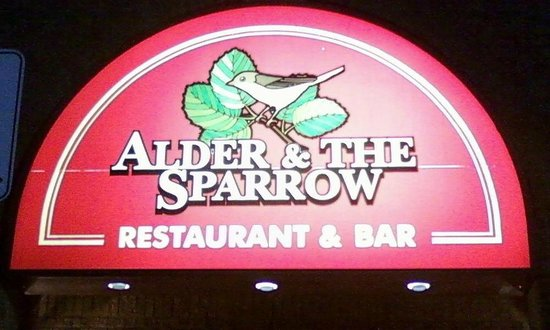 Alder & The Sparrow Restaurant & Bar