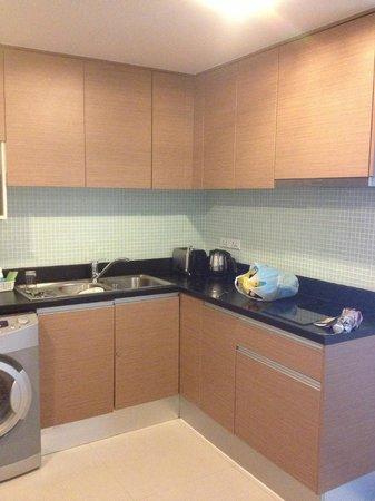 Lohas Residences Sukhumvit: modern kitty kitch