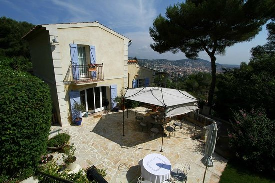 Villa Le Port d'Attache : Außenansicht