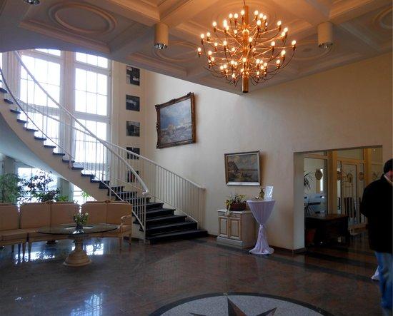 Foyer De Hotel : Schwesternhotel rügen therme bild von kurhotel sassnitz