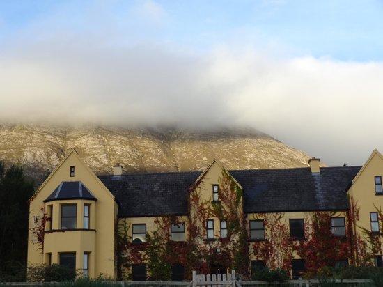 Lough Inagh Lodge : lodge