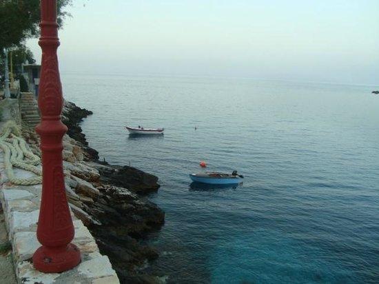Lionas Naxos