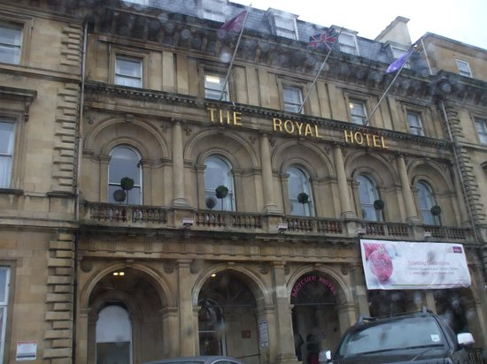 The Royal Hotel Hull: Mercure Royal Hotel Hull