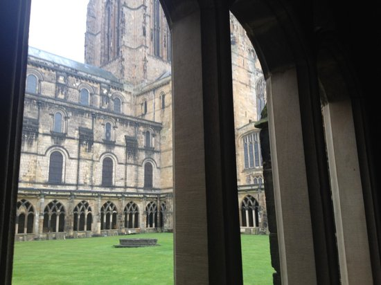 Harry Potter scenes! - Picture of Durham Cathedral, Durham ...