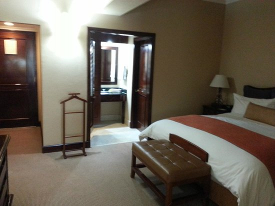 Real InterContinental Guatemala: Room 812