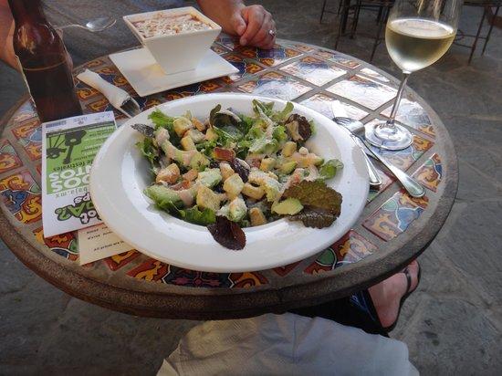 Landi's: Avacado Salad