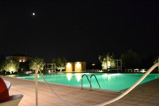 Hotel Villa Fanusa: piscina