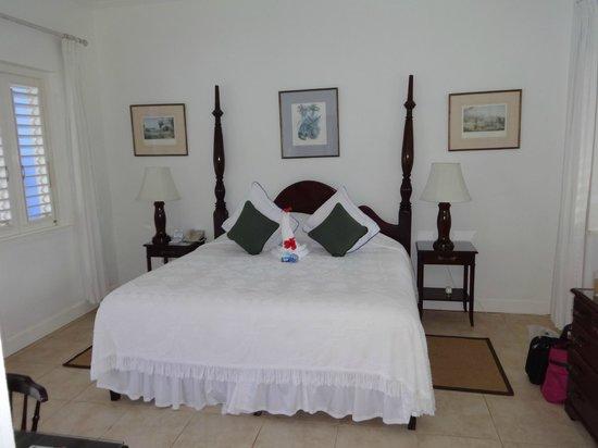 Jamaica Inn: the room