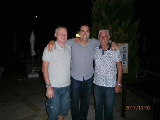 Anastasia Hotel : The 3 Amigos