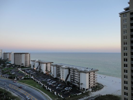 Grand Panama Beach Resort: View from our balcony