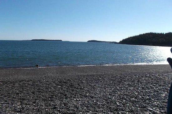 Jasper Beach: Jasper Beach