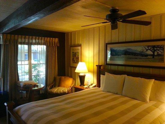 El Pueblo Inn: Bedroom