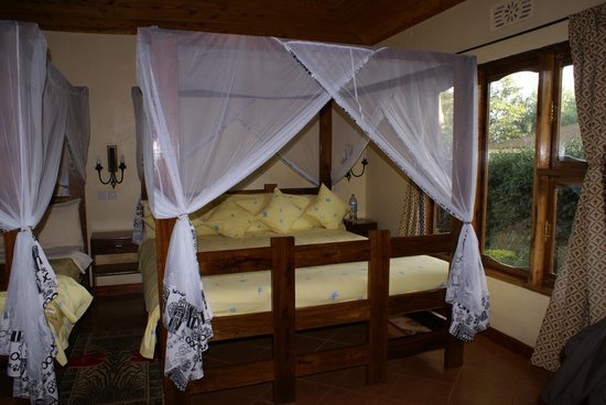 Kudu Lodge & Camp: Inside cottage