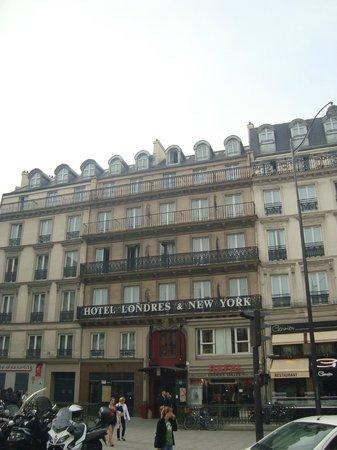Londres et New York Hotel : Hotel