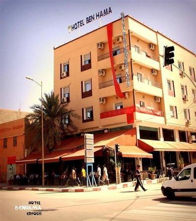 Hotel Benhama Erfoud