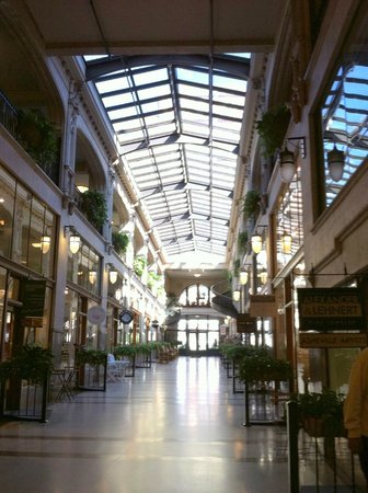 Grove Arcade: A lovely place to shop