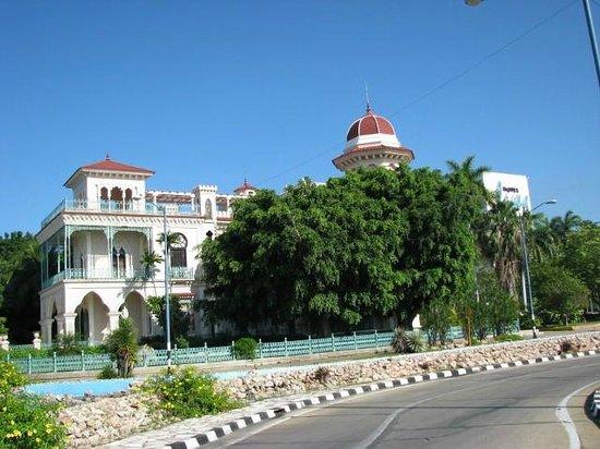 Punta Gorda: Palacio de Valle
